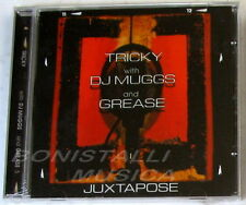 TRICKY with DJ MUGGS AND GREASE - JUXTAPOSE - CD Sigillato