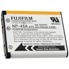 Batterie D'ORIGINE FUJI FUJIFILM NP-45A GENUINE battery AKKU ACCU FinePix XP30