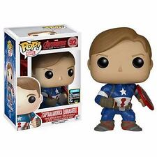 The avengers captain america démasquée 2015 comic détenu exclusive Funko Pop! vinyle