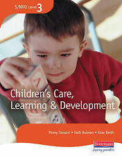 S/NVQ Level 3 Children's Care, Learning and Development Candidate Handbook by...