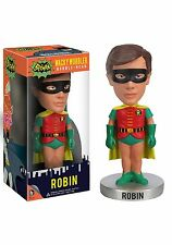 BATMAN CLASSIC TV SERIES ROBIN BOBBLE HEAD BRAND NEW WACKY WOBBLER