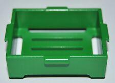 65444 Bandeja alta verde playmobil,puesto mercado,belén,market,tray