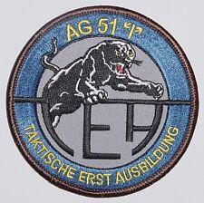 """Aufnäher Patch AG 51 """"Immelmann"""" TEA Taktische erst Ausbildung .........A2959"""