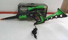 Silent Scope Light Rifle PL2038 Light Gun Microsoft Xbox Pelican Complete Tested