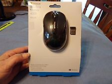 Microsoft Wireless Mouse 4000  Mobile Middle button works 4 ways  NIB