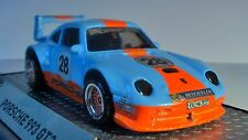 HOT WHEELS 1/64 GULF PORSCHE 993 GT2 IN BOX BBS TYPE WHEELS CUSTOM PAINT NEW