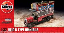 OMNIBUS A IMPERIALE Type B, version civile, 1910 - Kit AIRFIX 1/32 n° 06443