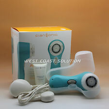 Clarisonic Mia 2 Skin Care Sonic Cleansing System Travel Case Cleanser Turquoise