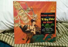 """""""THE MERRY WIDOW"""" Richard Rodgers / Patrice Munsel RCA LSO-1094  Stereo NM"""