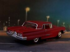 1958 58 FORD THUNDERBIRD 1/64 SCALE DIECAST COLLCTIBLE MODEL DISPLAY OR DIORAMA