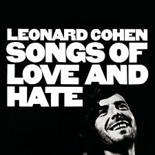 LEONARD COHEN - SONGS OF LOVE AND HATE - 1971 - COMME NEUF