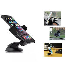 Universal 360° Rotating Truck Car Windshield Mount Holder Stand For Cell Phone