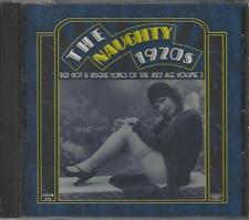 The Naughty 1920s Red Hot and Risque Songs Of The Jazz Age Volume 2 by Grammercy