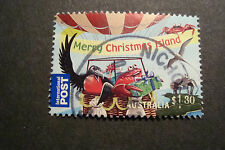 2013 Australia Christmas Island Int Post Stamps~Christmas~Fine Used, UK Seller