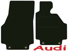 Tailored Deluxe Quality Car Mats Audi R8 2007 Onwards ** Black ** Coupe & Spyder