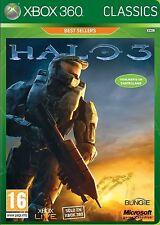 Xbox360 Halo 3 Classic Nuevo Precintado Pal España