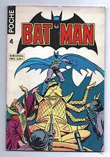 BAT MAN poche n°4. Sagédition 1976. Très bel état