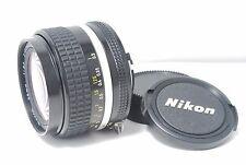 Nikon AI-S28mm F/3.5 Lens  SN2122607