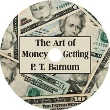 The Art of Money Getting, P. T. Barnum Business & Wealth Audiobook on 2 Audio CD