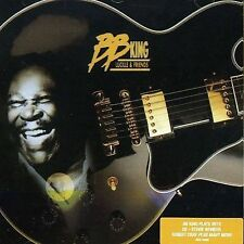 B.B. KING Lucille & Friends CD NEW w/ U2 Robert Cray Stevie Wonder Bobby Bland