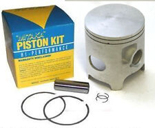 Kawasaki KX250 '05-'12 66.40mm Bore Mitaka Racing Piston Kit 66.36mm