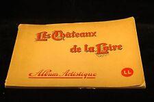 Les Chateaux De La Loire; Album Artistique, None Listed LL Paperback Book