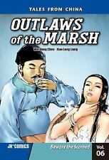 Outlaws of the Marsh 6: Beware the Scorned-ExLibrary
