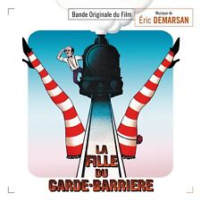 LA FILLE DU GARDE-BARRIERE (MUSIQUE DE FILM) - ERIC DEMARSAN (CD)