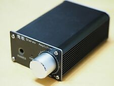 Headphone amplifier assembled w/housing based on Grado RA-1  !