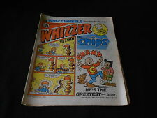 Whizzer and Chips 14th March 1981