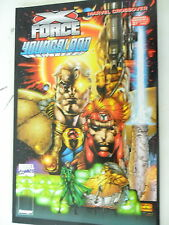 1  x Comic -Marvel Crossover -Band 2 - X Force vs Youngblood - Z.1-2