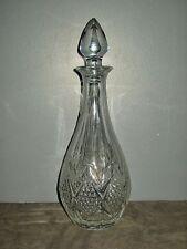 Cristal D'arques - Carafe a vin modèle vicomte - épi