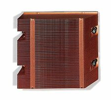 Supermicro SNK-P0017 1U Low profile Passive Copper Heatsink Socket LGA771