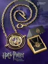 Noble Collection - Harry Potter - Time-Turner Sterling Silver gold plated NN7763