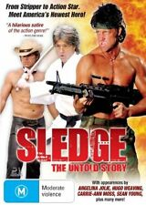 Sledge the Untold Story (DVD, 2007) COMEDY Angelina Jolie [Region 4]