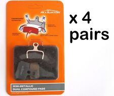 Formula R1 The One RX Mega Brake Pads x4 pairs  Premium Dual Compound