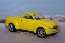 2003 - 2006 CHEVY SSR HOT ROD  PICKUP TRUCK 1/64 SCALE DIECAST MODEL - DIORAMA