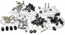 Fairing bolts kit, stainless steel, Honda CBR600F4 F4i 1999-2007 #BT119#