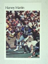 1981 Marketcom Poster 6 x 9  Cowboys Harvey Martin  MINT  FLASH SALE