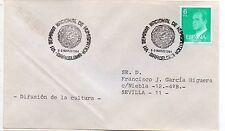 España VII Semana Nacional de Numismatica Barcelona año 1984 (DA-487)