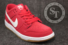 NIKE SB DUNK LOW PRO IW 819674-612 ISHOD WAIR UNIVERSITY RED WHITE DS SIZE: 9