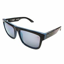 NEW Spy Discord Sunglasses 2015 Livery Ken Block Happy Bronze Light Blue Spectra