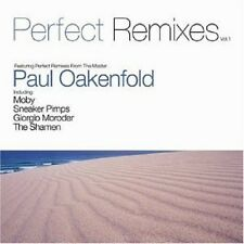 Greatest Remixes by Paul Oakenfold (CD, Apr-2004, Topaz/Phase One)