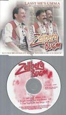 CD--ZELLBERG BUAM--LASST SIE'S UMMA