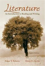 Literature: An Introduction to Reading and Writing (8th Edition) Roberts, Edgar