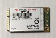 Sierra Wireless MC7700 PCI-E broadband module 4G LTE Unlocked