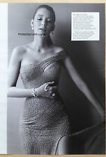 Blake Lively clipping from Madame Figaro, rare !!