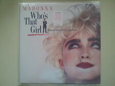 Madonna - Who's that girl  US LP SEALED!!!!