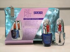 PUPA DUO NAIL KIT 002 -  smalto +  pochette / Nail Polish Kit