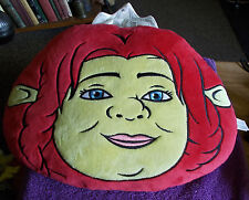 UNIVERSAL STUDIOS SINGAPORE SHREK OGRE PRINCESS FIONA PLUSH CUSHION PILLOW SOFT